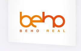 Logo BEHO REAL